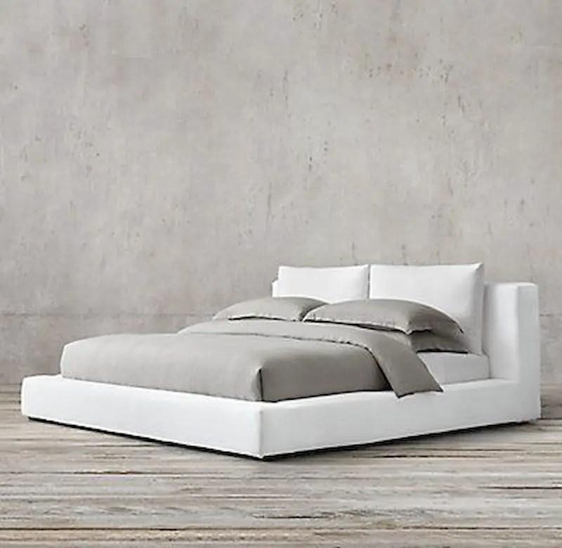 Luxury bedroom design ideas with goose feather 43