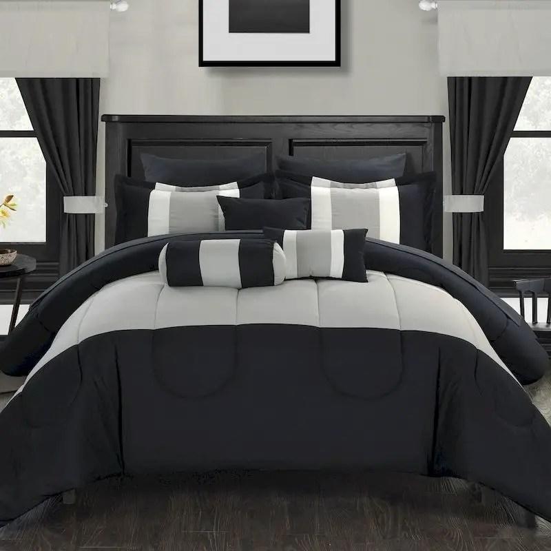Luxury bedroom design ideas with goose feather 53