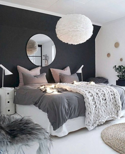 Romantic bedroom decorating ideas in your apartment 01