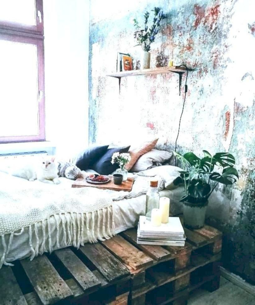 Romantic bedroom decorating ideas in your apartment 15