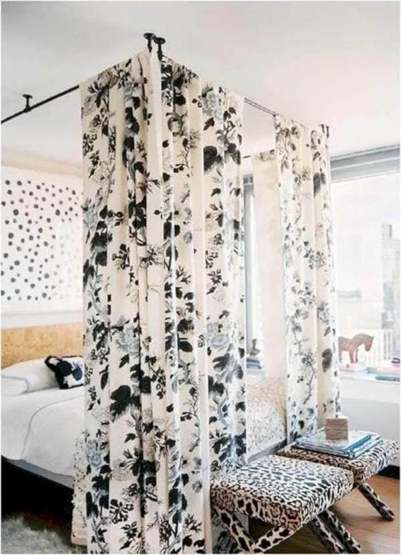 Romantic bedroom decorating ideas in your apartment 16