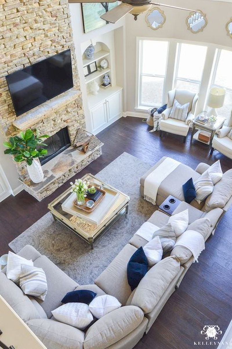 Spring living room design ideas that you can copy right now 02