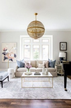 Spring living room design ideas that you can copy right now 08