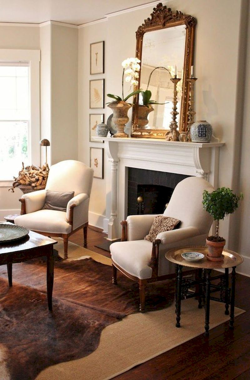 Spring living room design ideas that you can copy right now 10