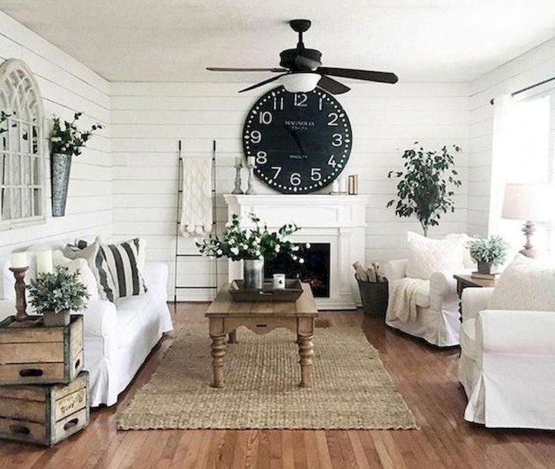 53 Spring Living Room Design Ideas that You Can Copy Right Now