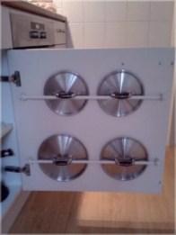 The best kitchen appliance storage rack design ideas 09