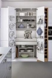 The best kitchen appliance storage rack design ideas 12