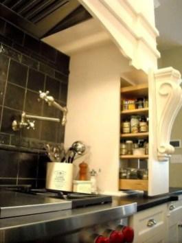 The best kitchen appliance storage rack design ideas 16