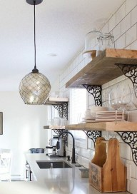 The best kitchen appliance storage rack design ideas 21