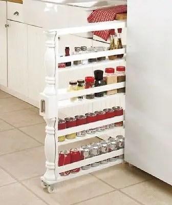 The best kitchen appliance storage rack design ideas 25