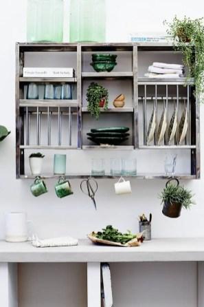 The best kitchen appliance storage rack design ideas 28