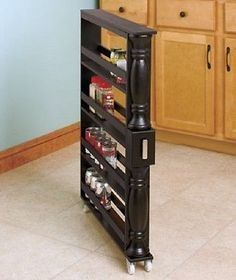 The best kitchen appliance storage rack design ideas 30