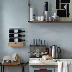 The best kitchen appliance storage rack design ideas 31