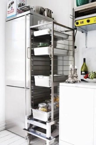 The best kitchen appliance storage rack design ideas 38