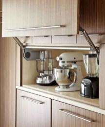 The best kitchen appliance storage rack design ideas 49
