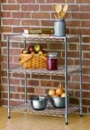 The best kitchen appliance storage rack design ideas 51