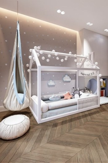 Unique bedroom design ideas that look awesome 24