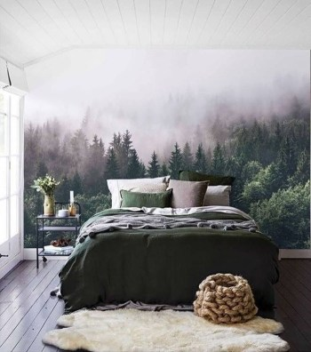 Unique bedroom design ideas that look awesome 35