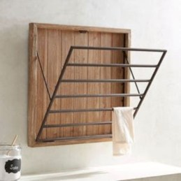 Drying rack design ideas that you can try 09