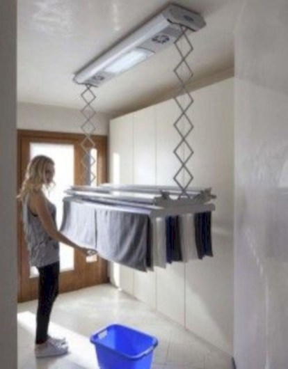 Drying rack design ideas that you can try 17