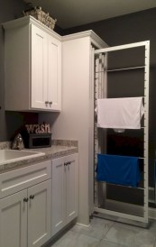 Drying rack design ideas that you can try 27