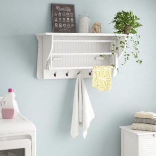 Drying rack design ideas that you can try 42