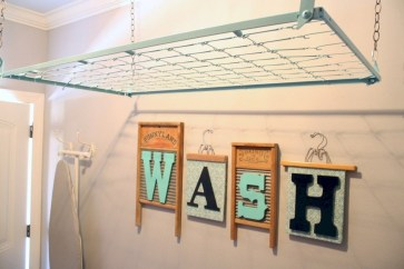 Drying rack design ideas that you can try 49