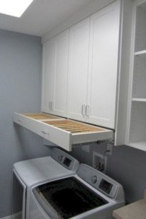 Laundry design ideas with drying room that you must try 29