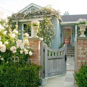 Best front yard design ideas for summer in your home 01