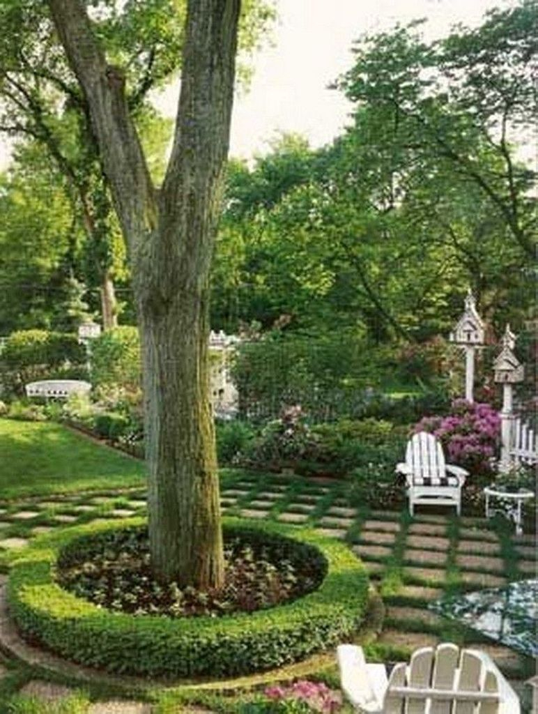 Best front yard design ideas for summer in your home 03