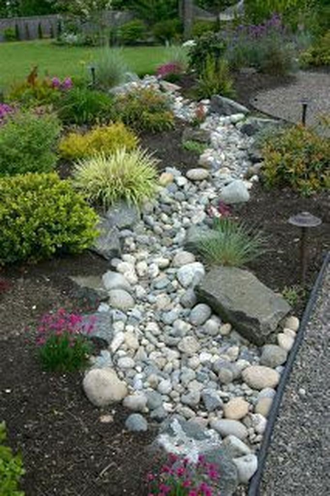 Best front yard design ideas for summer in your home 10