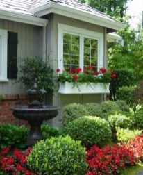 Best front yard design ideas for summer in your home 25