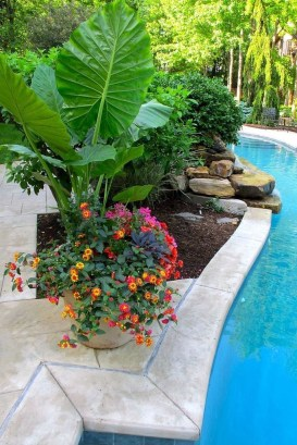 Best front yard design ideas for summer in your home 27