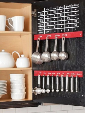 How to organize kitchen in your apartment that inspiring 09