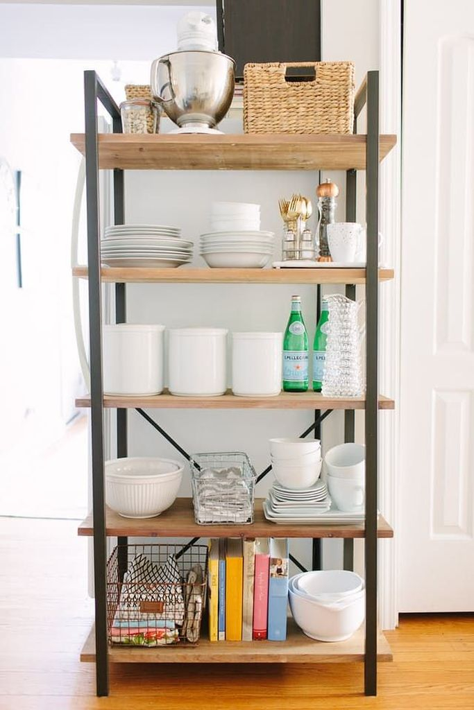 How to organize kitchen in your apartment that inspiring 36