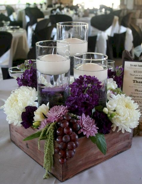 Inspiring wooden box ideas for flower that you can try 24