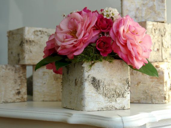 Inspiring wooden box ideas for flower that you can try 25