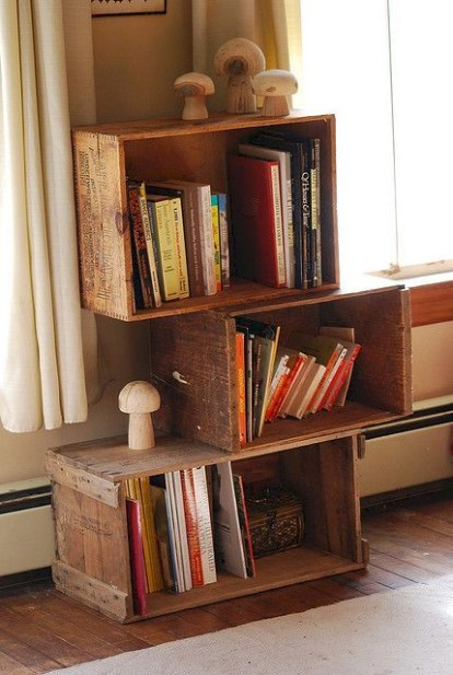 Versatile boxes decoration ideas that you can use in your home 13