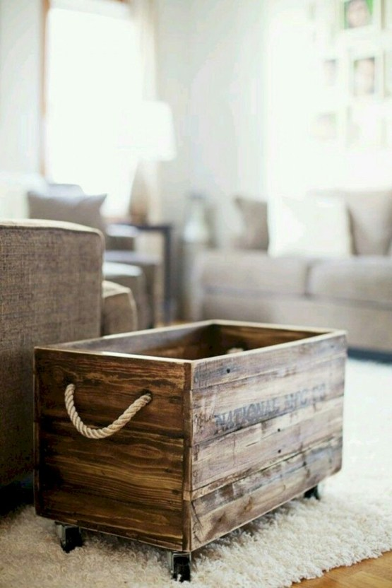Versatile boxes decoration ideas that you can use in your home 42