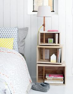 Versatile boxes decoration ideas that you can use in your home 44