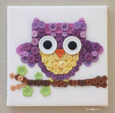 Adorable diy mosaic craft ideas to beautify your home decoration 45