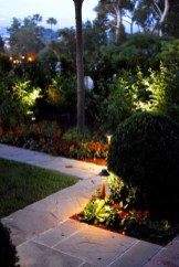 Adorable front yard lighting ideas for your summer night vibe 09