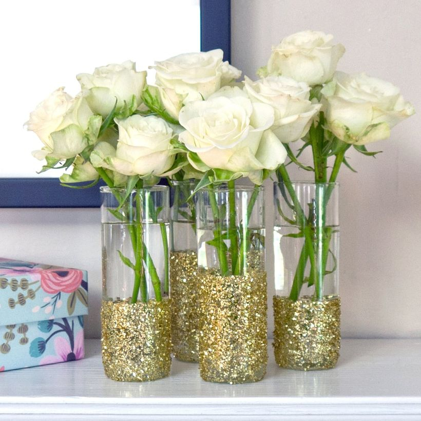Matchness.com & 20 On Budget DIY Flower Vase Ideas to Add Beauty Into Your Home ...