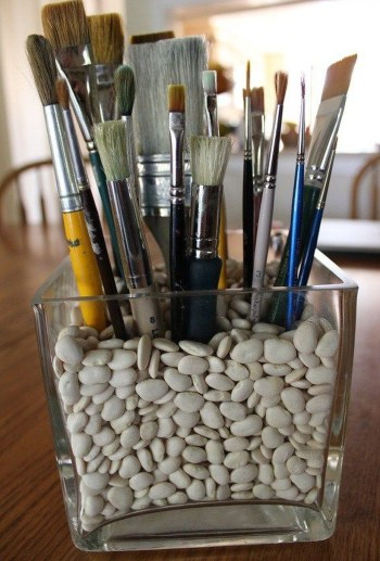 Easy and cheap diy home decorating craft ideas 48