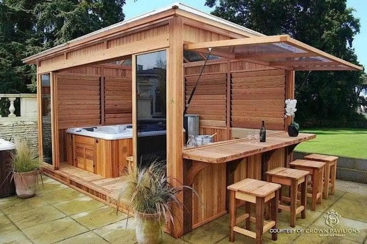 Fascinating summer exterior designs 32