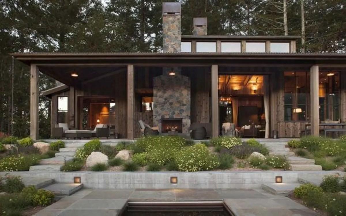 Fascinating summer exterior designs 38