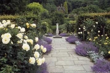 On budget garden walk path ideas for an easy movement around the garden 12