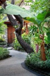 On budget garden walk path ideas for an easy movement around the garden 33