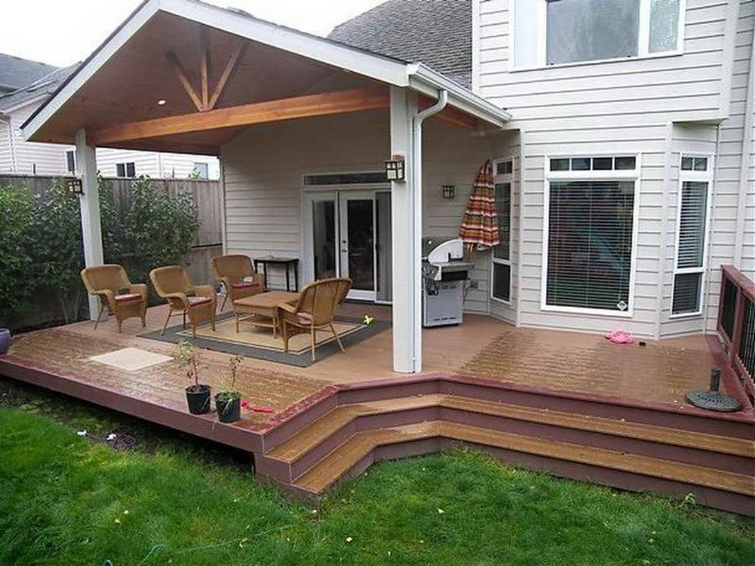 Simple patio design ideas to really enjoy your outdoor relaxing moment 09
