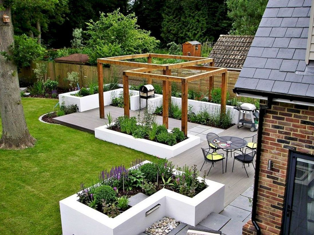 Simple patio design ideas to really enjoy your outdoor relaxing moment 12